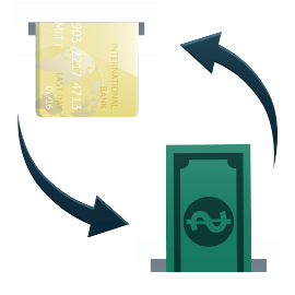 No Per Item Fees for Deposits or Card Transactions